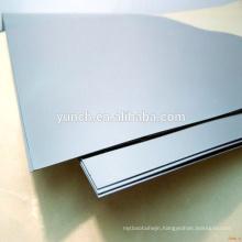Molybdenum Alloy Sheet Bar Plate Professional manufacturer for hot runner