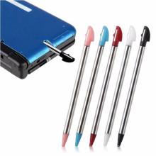 Выдвижной металлический Стилус Сенсорный экран ручка для Nintendo 3DS и XL n3ds и ЛЛ нам новое Прибытие/2ДС/3ДС/новых 3ds/3DSXL