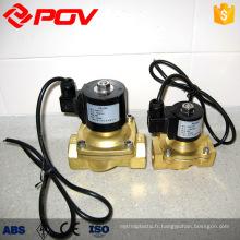 Micro-électrovanne miniature haute pression 12v