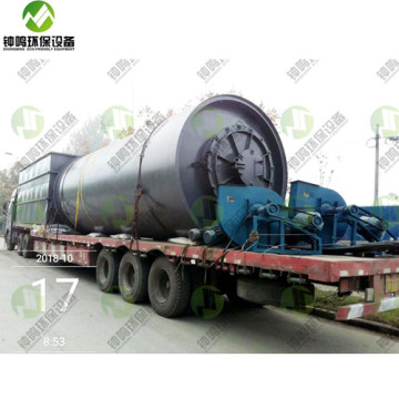 2020 15TPD Best Portable Pyrolysis Machine Business