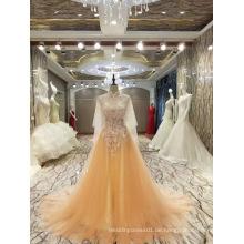 Neue Ankunft 2017 mehrfarbige arabische Heirat-Hochzeits-Kleider
