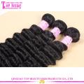 Compra de cabelo brasileiro na china onda profunda tipos cabelo brasileiro venda quente 10a cabelo virgem brasileiro onda profunda