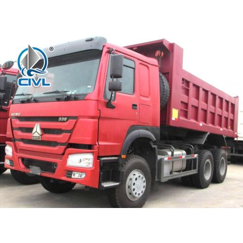 Camion benne HOWO ZZ3257M3857A 30T 6x6