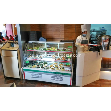 Regal Wandmontage Blast Chiller Freezer Display