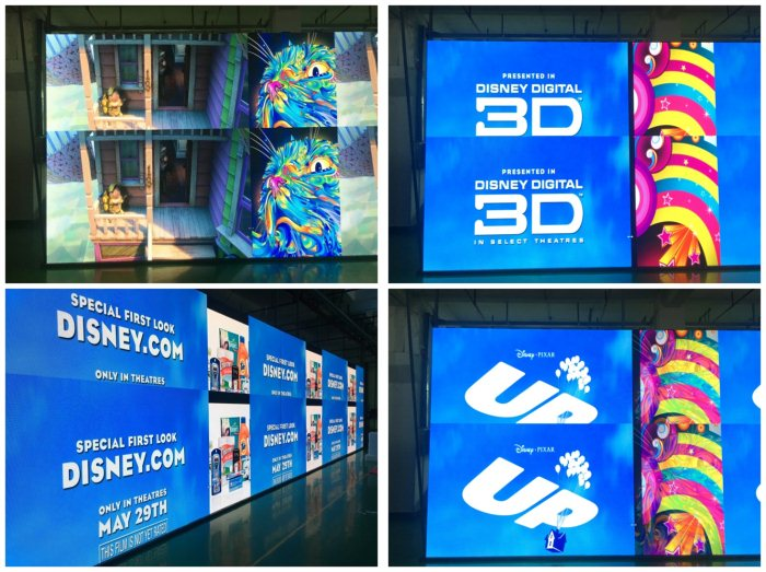 Full Colour SMD Outdoor Billboard LED Panel