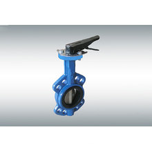 Stainless Steel Butterfly Valve with Handlever