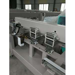 Auto-cutting  Multi Head Embroidery Machine