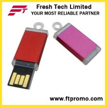 Flash USB UDP coulissant avec votre logo (D704)