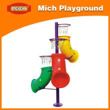Дети Интересные стреляющие пластиковые игрушки (1201A)