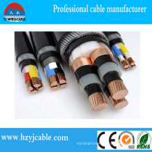 Low-Voltage Electric Cable XLPE Insulated Fixed Laying Cable Wire
