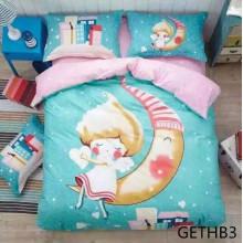 Bettwäsche für Kinder 100% Baumwolle