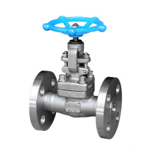 """API Forged Flange Stainess Steel Globe Valve (1/2""""-2"""")"""