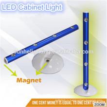 OEM 4 * AAA батарея портативный светодиодный шкаф 4 светодиодных ABS материал верхней светодиодной Кабинет свет