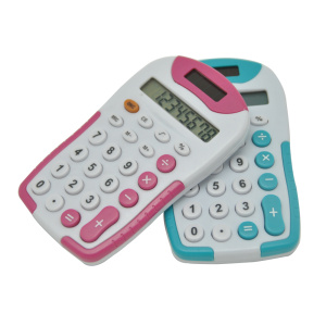Cute Mini Pocket Calculator for Children