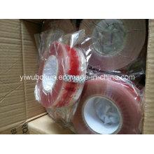 Exportar para Dubai 250 mtr logotipo impresso caixa de embalagem fita BOPP filme com cola acrílica
