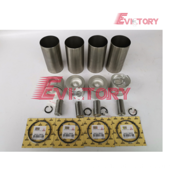 VOLVO spare parts D5E cylinder liner sleeve kit
