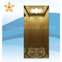 Безопасный и стабильный Люкс Лифт Лифт для дома