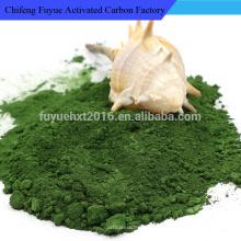 Hersteller Anorganisches Chromoxid Grünes Pigment niedrigen Preis