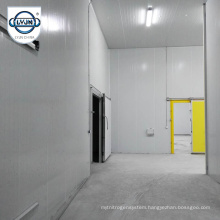 vegetable cold room with monoblock refrigeration units