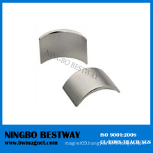 Sector NdFeB Neodymium Curved Magnets