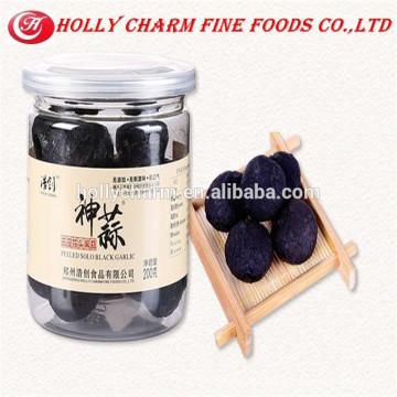 Japanese Curing of Cancer Fermented Peeled Black Garlic Manufacturer