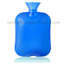 PVC Hot Water Bag with Good Quality for Clinic Used