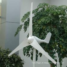 Turbina eólica tipo S (eixo horizontal)