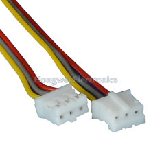 UL2468 24# Xh-3p Red on White Electronic Wire
