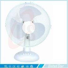 12''16 '' ventilador de mesa elétrico de plástico