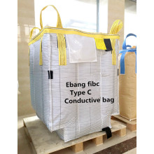 Condutivo Big Bulk saco para produtos químicos