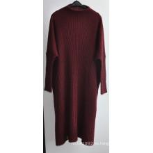 Mujeres de invierno suéter jersey de punto para las damas