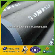 Tubes / tuyaux de ligne sans fil API 5L, pipe API, tuyau d'huile et de gaz