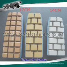 Resin Diamond Polishing Block (SA-041)