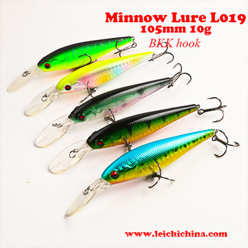 New Arrival Fishing Minnow Lure