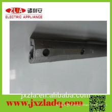 Manufacturer price! Aluminum tube punching holes