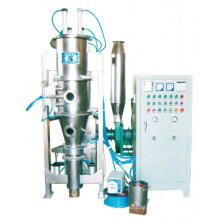 2017 FL series boiling mixer granulating drier, SS rotary tablet press machine, vertical maize drying