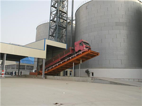 2000td warehouse for soybean intensive processing line