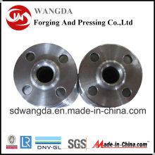 Производство ANSI ASME углеродных стальных фланцев