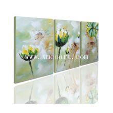 Peintures abstraites en toile (New-194)