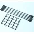 Géogrille unie axiale renforcée lisse composite HDPE