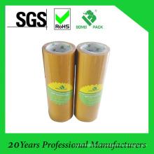Fita adesiva quente 48mmx66m da cor BOPP da fita da venda BOPP