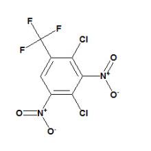 2, 4-Dichloro-3, 5-Dinitrobenzotrifluoride CAS No. 29091-09-6