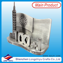2016 New Arrived Customized Metal Business Card Holder Magnetic Credit Card Holder