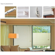 Easy Fix Pleated Blind for Window (HB-21)