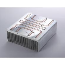 Copper Heatpipe Soldering Skiving CNC Heatsink