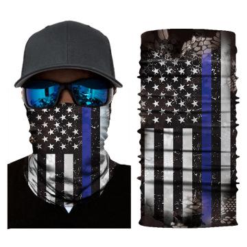 usa flag dog bandanas scarf neckerchief