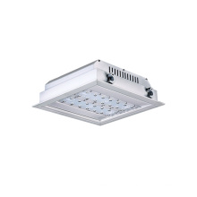 IP66 80W led recessed light capnopy light with CE/ROHS/CB/SAA