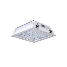IP66 80W conduziu a luz clara recessed do capnopy com CE / ROHS / CB / SAA