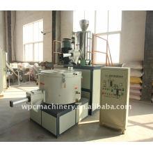 Misturador WPC para misturar pó de madeira e plástico reciclado