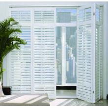 Puertas plegables de aluminio con nuevo diseño personalizable.